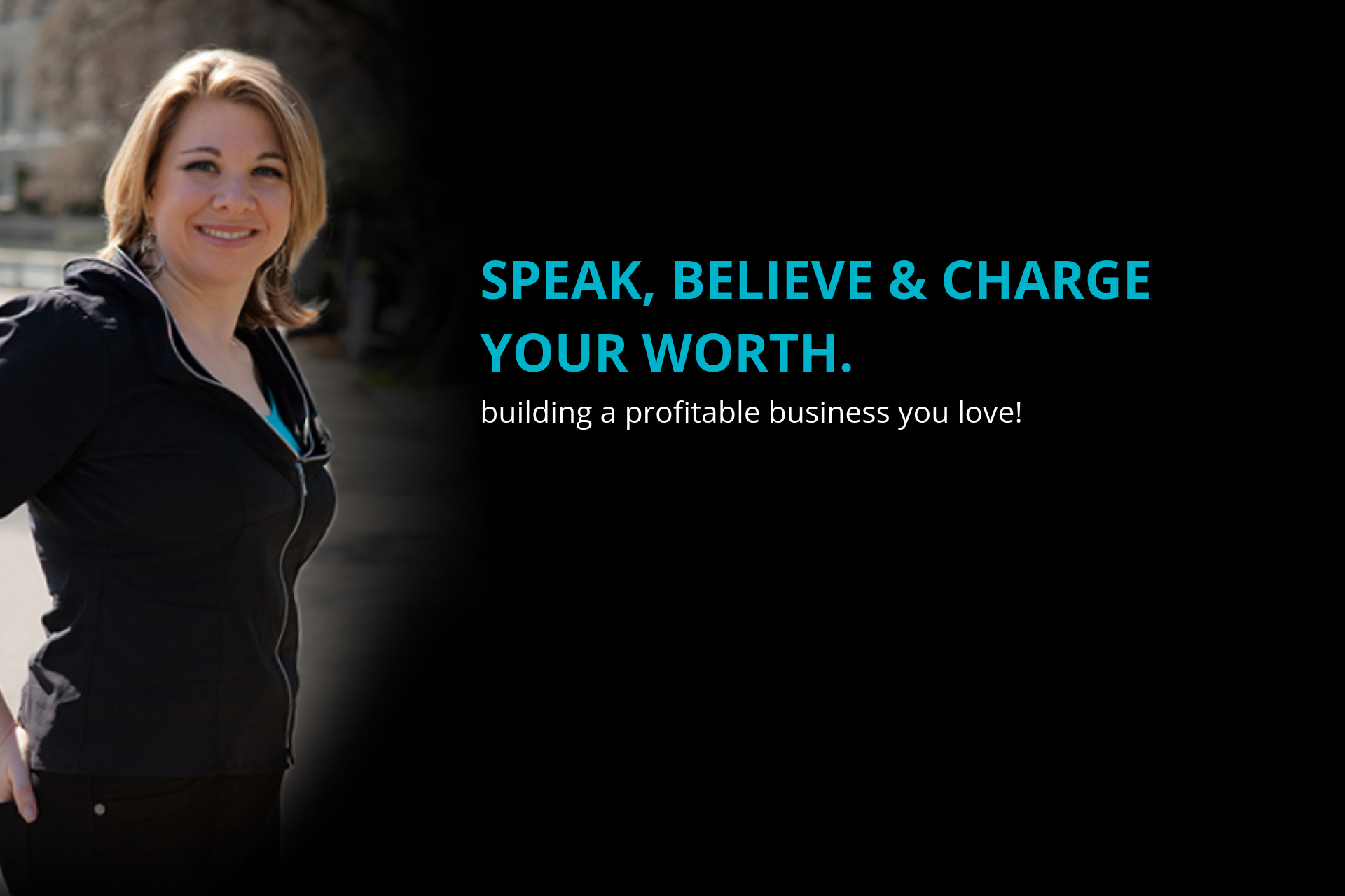 Speak believe and Charge Your Worth