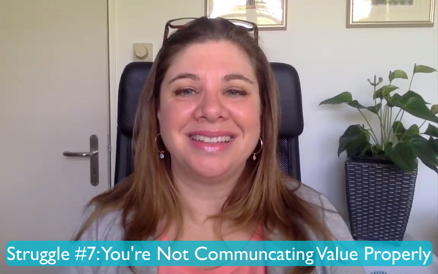 You're Not Communicating Value Properly
