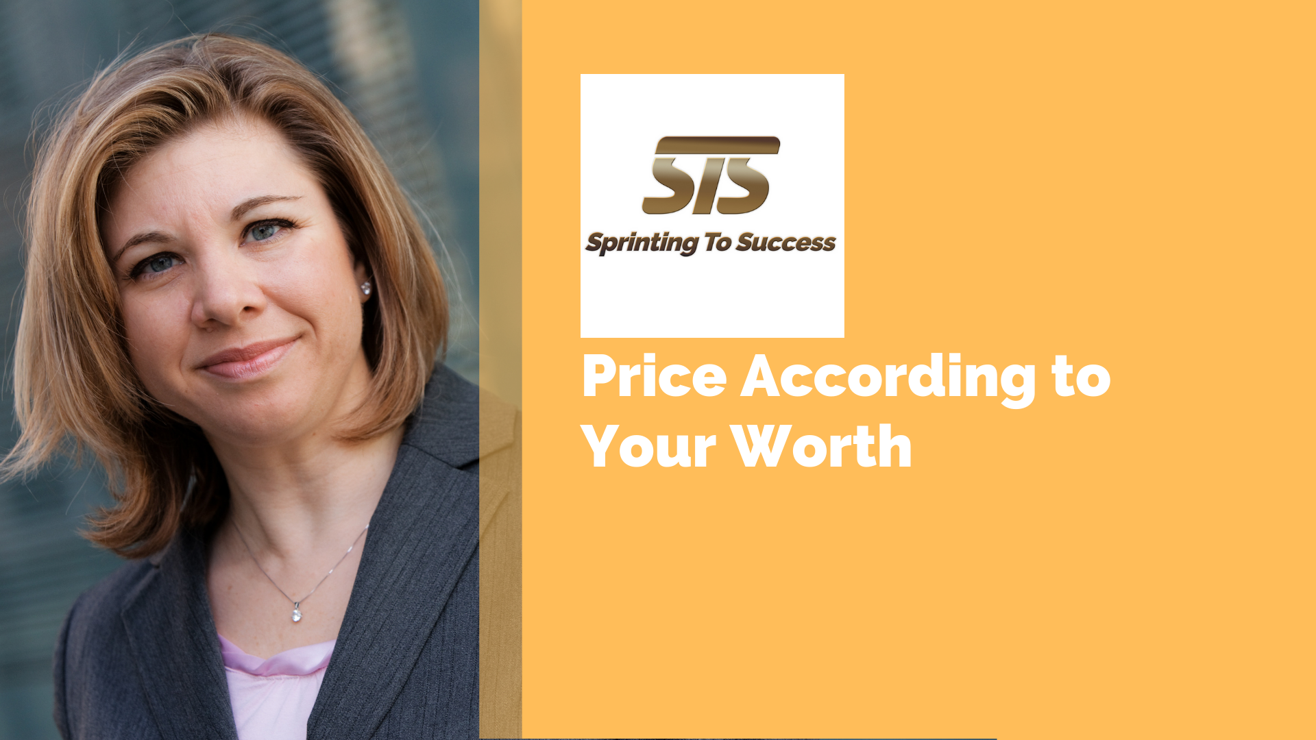 The Pricing Lady on Sprinting to Success