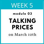 Speak, Beleive & Charge Your Work Week 5
