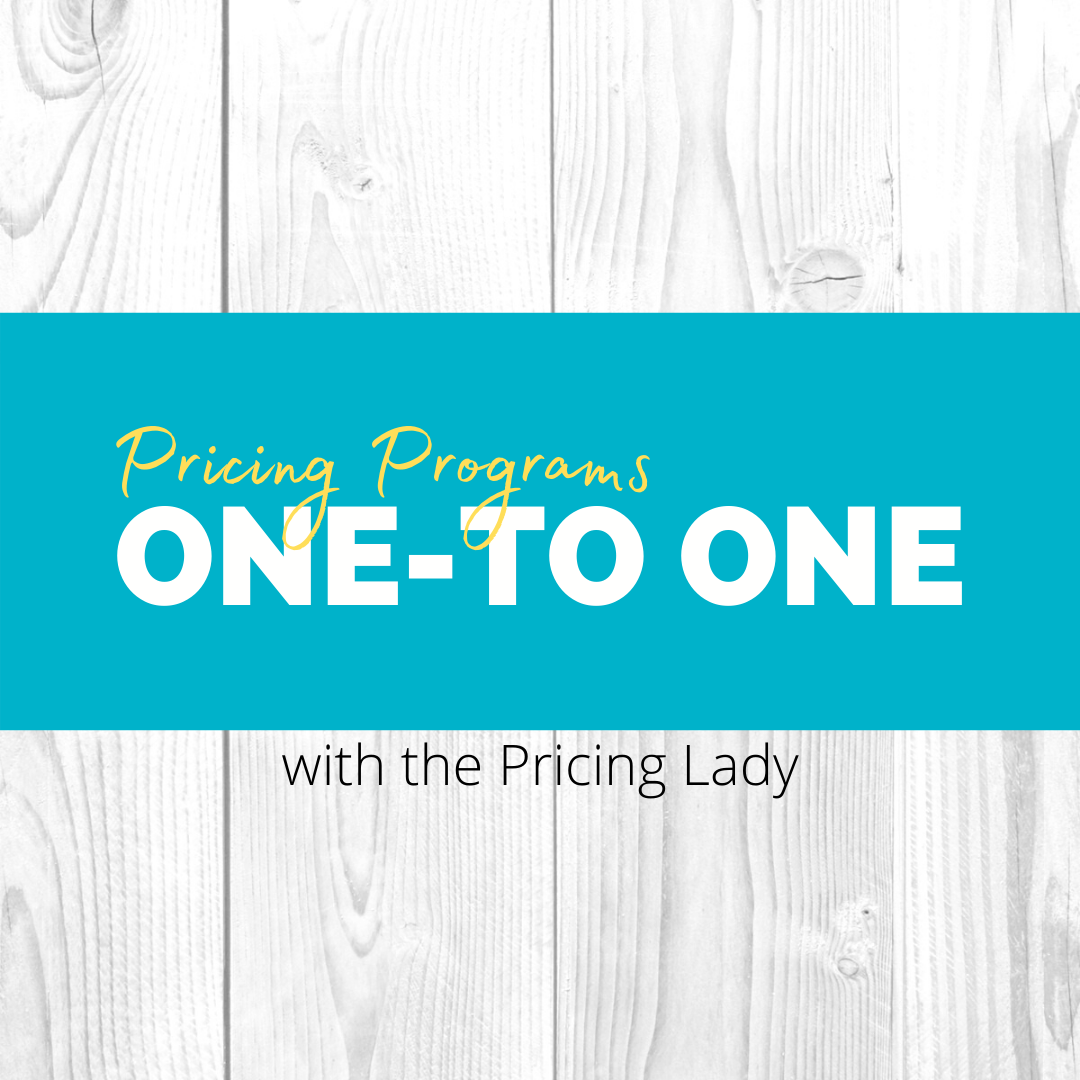One to One Pricing Programs